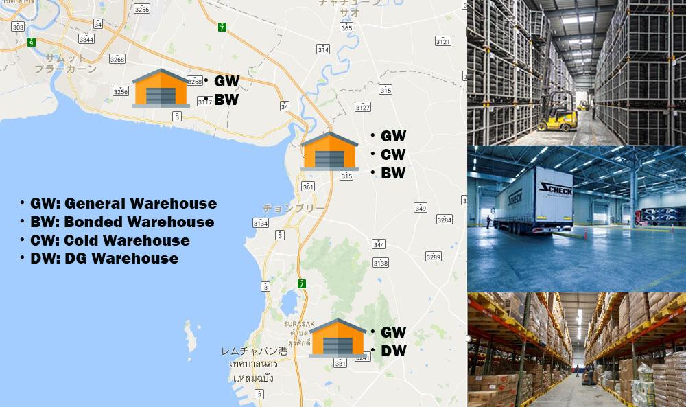 Thai warehouse